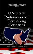 U.S. Trade Preferences for Developing Countries