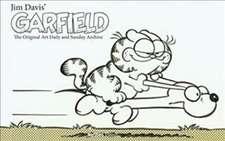 Jim Davis' Garfield: The Original Art Daily and Sunday Archive