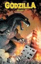 Godzilla, Volume 1:  2003-2008