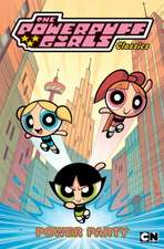 Powerpuff Girls Classics Volume 1:  Power Party