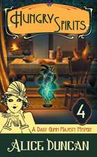 Hungry Spirits (a Daisy Gumm Majesty Mystery, Book 4):  The Jewish Engineer Behind Hitler's Volkswagen