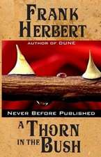 A Thorn in the Bush:  Sequel to a God Against the Gods
