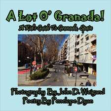 A Lot O' Granada, a Kid's Guide to Granada, Spain:  A Re-Telling of the Picture of Dorian Gray