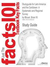 Studyguide for Latin America and the Caribbean
