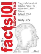 Studyguide for International Security in Practice