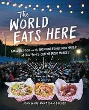 World Eats Here