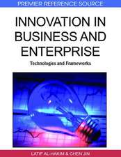 Innovation in Business and Enterprise
