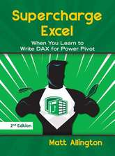 Supercharge Excel