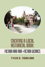 Creating a Local Historical Book