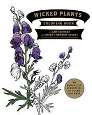 The Wicked Plants Coloring Book:  Charleston, Savannah, the Sea Islands, and Beyond