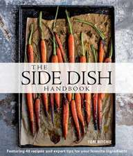 The Side Dish Handbook:  The Making of the Disney Epic