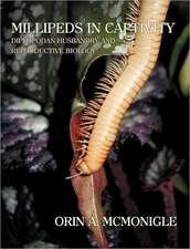 Millipeds in Captivity:  Diplopodan Husbandry and Reproductive Biology (Millipede Husbandry)