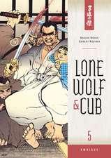 Lone Wolf And Cub Omnibus Volume 5