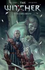 The Witcher Graphic Novel Fox Children