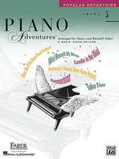 Piano Adventures, Level 5, Popular Repertoire