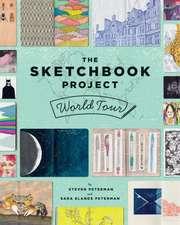 The Sketchbook Project World Tour:  New York's Finest Prewar Apartments