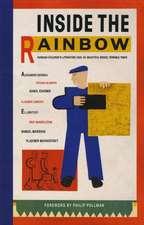 Inside the Rainbow:  Beautiful Books, Terrible Times