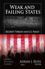 Weak & Failing States