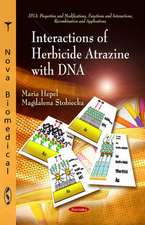 Interactions of Herbicide Atrazine with DNA