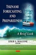 Tsunami Forecasting & Preparedness