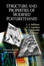 Structure & Properties of Modified Polyurethanes