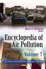Encyclopedia of Air Pollution
