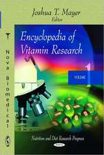 Encyclopedia of Vitamin Research