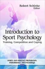 Introduction to Sport Psychology: Training, Competition & Coping