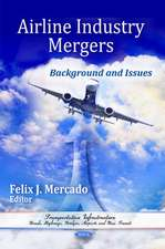 Airline Industry Mergers