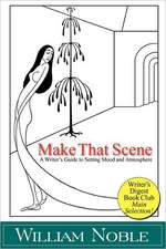Make That Scene:  Setting, Mood, and Atmosphere