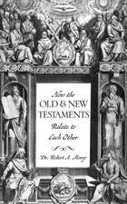 How the Old & New Testaments Relate to Each Other:  The Letters of Guy Davenport and Hugh Kenner
