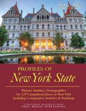 New York State Directory & Profiles of New York (2 Volume Set), 2016/17