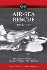 Air-Sea Rescue, 1941-1952