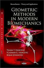 Geometric Methods in Modern Biomechanics
