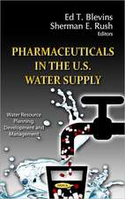 Pharmaceuticals in the U.S. Water Supply