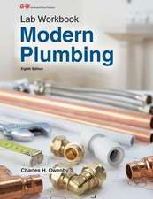 Modern Plumbing:  Lab Workbook