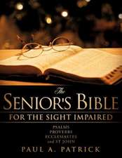 The Senior's Bible