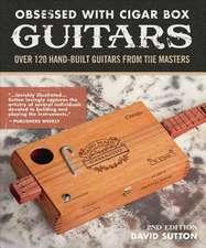 Cigar Box Guitars, 2nd Edition