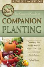 Complete Guide to Companion Planting
