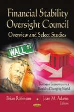 The Financial Stability Oversight Council