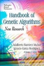 Handbook of Genetic Algorithms