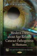 Modern Data About Age-Related Cataract Pathogenesis in Humans