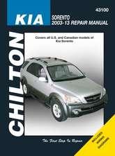Kia Sorento Chilton Automotive Repair Manual