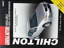 Chevy Malibu, 2004-12
