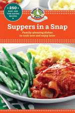 Suppers in a Snap