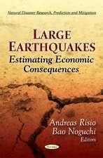 Large Earthquakes