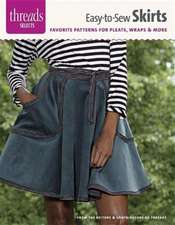 Easy-To-Sew Skirts