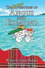 The Key West Adventures of Angus and Edmond