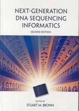 Next-Generation DNA Sequencing Informatics, Second Edition:  Biology in the Era of Eradication