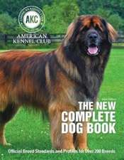 New Complete Dog Book